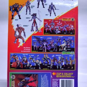 WETWORKS ULTRA-ACTION FIGURES SERIES 1 DANE
