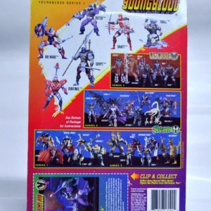 YOUNGBLOOD ULTRA-ACTION FIGURES SERIES 1 DUTCH