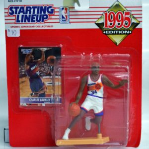 STARTING LINEUP 1995 EDITION CHARLES BARKLEY