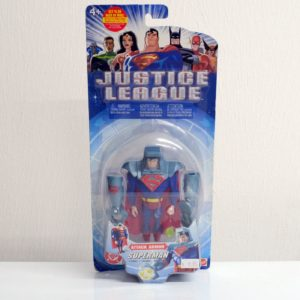 DC JUSTICE LEAGUE ATTACK ARMOR SUPERMAN