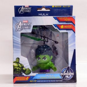 MARVEL AVENGERS ASSEMBLE POWERFUL LEVITATING HERO HULK
