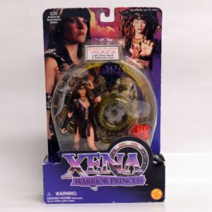 TOYBIZ XENA WARRIOR PRINCESS AMAZON WARRIOR VELASCA