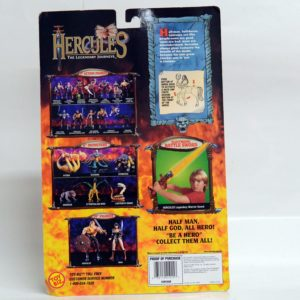 TOYBIZ HERCULES THE LEGENDARY JOURNEYS CENTAUR