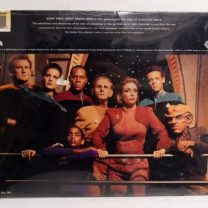 STAR TREK DEEP SPACE NINE SPECIAL COLLECTOR'S EDITION TV CARDS