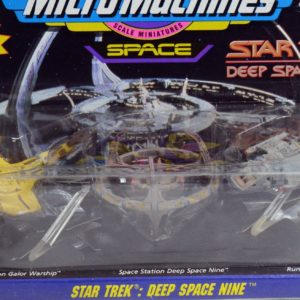 MICRO MACHINES SPACE STAR TREK SERIES 8 STAR TREK: DEEP SPACE NINE