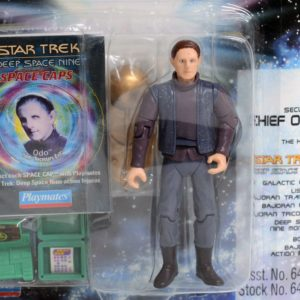 STAR TREK DEEP SPACE NINE SECURITY CHIEF ODO