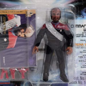 STAR TREK DEEP SPACE NINE LT. COMMANDER WORF