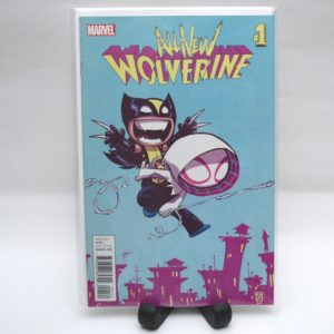 ALL NEW WOLVERINE (2015) ANNUAL #1C
