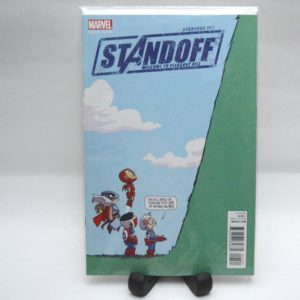AVENGERS STANDOFF WELCOME TO PLEASANT HILL (2016) #1B