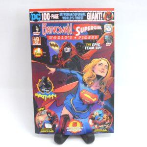 BATWOMAN SUPERGIRL WORLDS FINEST GIANT (2019) #1
