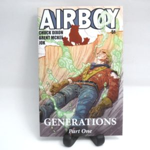 AIRBOY (2019 IT'S ALIVE) #51A