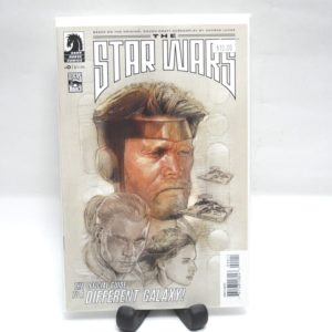 STAR WARS (2013) LUCAS DRAFT #0