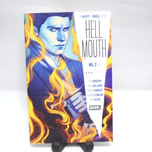 HELLMOUTH (2019) A BUFFY AND ANGEL EVENT #1H,2A-5A