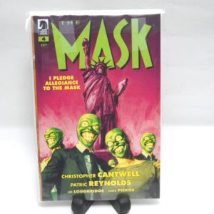 MASK I PLEDGE ALLEGIANCE TO THE MASK (2019) #1-4