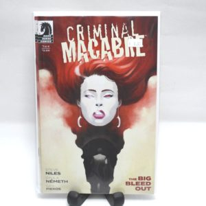 CRIMINAL MACABRE THE BIG BLEED OUT (2019) #1-4
