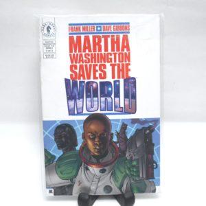MARTHA WASHINGTON SAVES THE WORLD (1997) #1-3