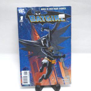 BATGIRL (2008 2ND SERIES) #1-6