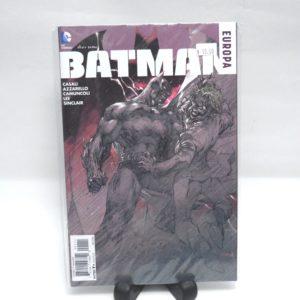 BATMAN EUROPA (2015) #1-4