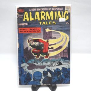 ALARMING TALES (1957) #1