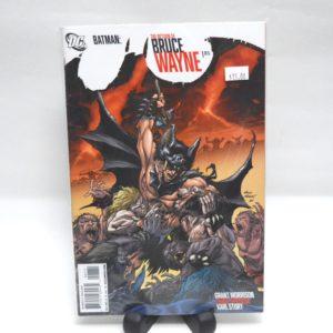 BATMAN RETURN OF BRUCE WAYNE (2010) #1-6