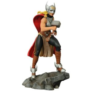 MARVEL COMIC GALLERY LADY THOR PVC FIGURE