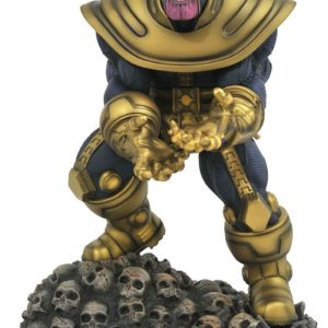 MARVEL COMIC GALLERY THANOS PVC DIORAMA
