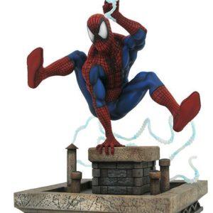 MARVEL COMIC GALLERY SPIDER-MAN '90S PVC DIORAMA