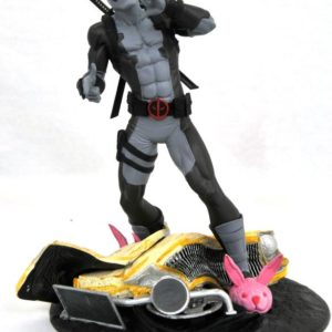 MARVEL GALLERY X-FORCE TACO TRUCK DEADPOOL LIMITED EDITION SDCC 2019 EXCLUSIVE PVC DIORAMA