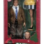 NECA A Christmas Story – 8″ Clothed Action Figure – Old Man