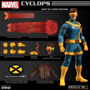 Mezco One:12 Cyclops