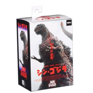 NECA Atomic Blast Shin Godzilla 12″ Head-To-Tail Figure