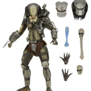 "NECA Predator – 7"" Scale Action Figure – Ultimate Jungle Hunter"