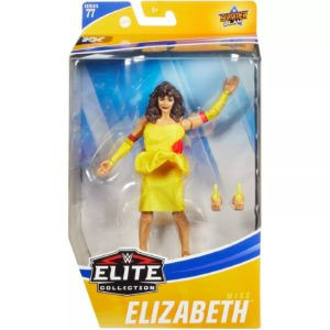 WWE Summerslam Elite Collection Miss Elizabeth Action Figure – Series 77