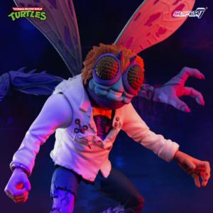 Teenage Mutant Ninja Turtles Ultimate Baxter Stockman 7-Inch Action Figure