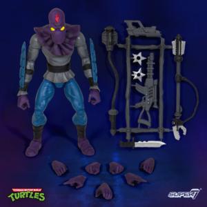 Teenage Mutant Ninja Turtles Ultimate Foot Soldier 7-Inch Action Figure