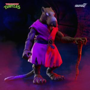 Teenage Mutant Ninja Turtles Ultimate Splinter 7-Inch Action Figure