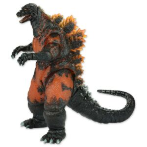 NECA Godzilla – 12″ Head-to-Tail Action Figure – 1995 Burning Godzilla [Godzilla vs. Destroyah]