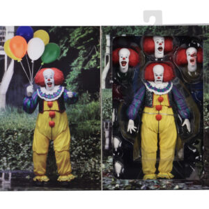 "NECA IT – Ultimate Pennywise (1990) – 7"" Action Figure"