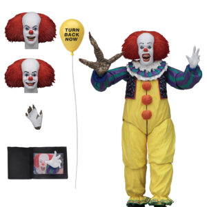 "NECA IT – Ultimate Pennywise (1990) v.2 – 7"" Action Figure"