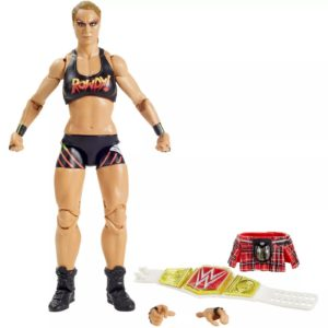 WWE Summerslam Elite Collection Ronda Rousey Action Figure – Series 77
