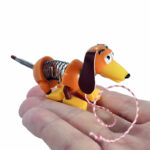 World's Smallest Slinky Dog