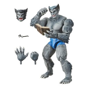 Marvel Legends Series Beast Retro Collection Figure