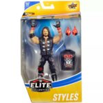WWE Summerslam Elite Collection AJ Styles Action Figure – Series 77