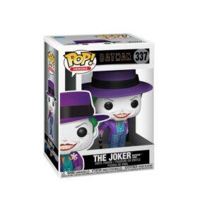 Funko POP! Heroes: Batman 1989 Joker with Hat