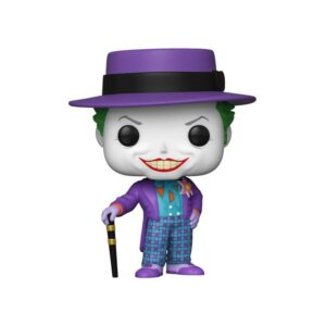 Funko POP! Heroes: Batman 1989 Joker with Hat
