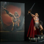 MOTU HeMan Statue by Sideshow Collectibles (Exclusive)