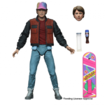 Back to the Future Part 2 – 7″ Scale Action Figure – Ultimate Marty McFly