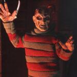 "NECA Nightmare on Elm Street – 8"" Clothed Figure – New Nightmare Freddy"