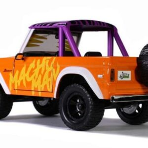 WWE 1973 Ford Bronco 1/24 Scale Die-Cast Vehicle with Macho Man
