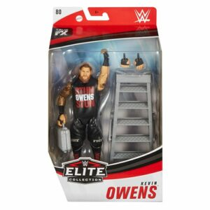 WWE Elite Collection Kevin Owens Action Figure – Series 80